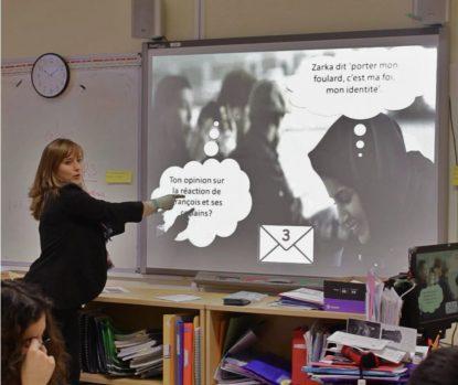 short film in language teaching
